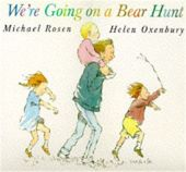 We're Going on a Bear Hunt, Big Book - Michael Rosen
