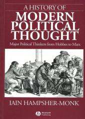 History of Modern Political Thought - Iain Hampsher-Monk