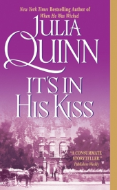 It's in His Kiss - Julia Quinn