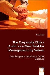 The Corporate Ethics Audit as a New Tool for Management by Values - Teresa Beste