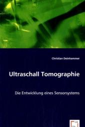 Ultraschall Tomographie - Christian Deinhammer