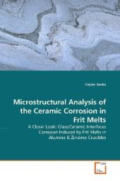 Microstructural Analysis of the Ceramic Corrosion in Frit Melts - Ceylan Senöz