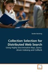 Collection Selection for Distributed Web Search - Sander Bockting