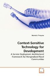 Context-Sensitive Technology for Development - Mamello Thinyane