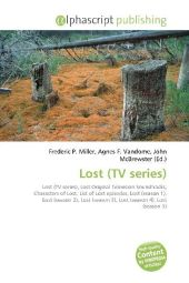 Lost (TV series) - Frederic P. Miller
