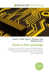 Dual in-line package - Frederic P. Miller
