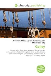 Galley - Frederic P. Miller