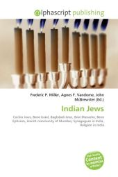 Indian Jews - Frederic P. Miller