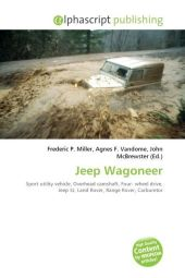 Jeep Wagoneer - Frederic P. Miller
