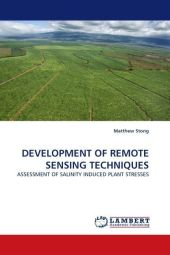 DEVELOPMENT OF REMOTE SENSING TECHNIQUES - Matthew Stong