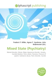 Mixed State (Psychiatry)
