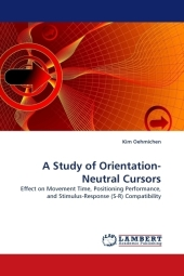 A Study of Orientation-Neutral Cursors - Kim Oehmichen