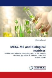 MEKC-MS and biological matrices - Johanna Suomi