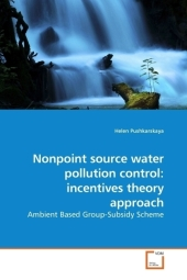 Nonpoint source water pollution control: incentives theory approach - Helen Pushkarskaya