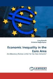Economic Inequality in the Euro Area - Greg Banach