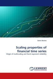 Scaling properties of financial time series - Dario Bovina
