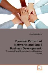 Dynamic Pattern of Networks and Small Business Development: - Muse Gadisa Demie