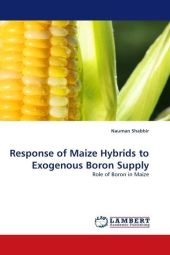 Response of Maize Hybrids to Exogenous Boron Supply - Nauman Shabbir