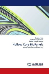 Hollow Core BioPanels - Sanjeev Rao