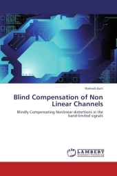 Blind Compensation of Non Linear Channels - Waheeb Butt