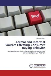 Formal and Informal Sources Effecting Consumer Buying Behavior - Shahzad Khan