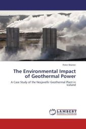 The Environmental Impact of Geothermal Power - Peter Warren