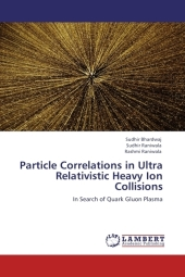 Particle Correlations in Ultra Relativistic Heavy Ion Collisions - Sudhir Bhardwaj