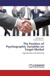 The Position of Psychographic Variables on Target Market - Abduljalil Sarli