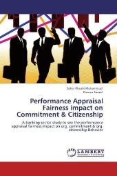 Performance Appraisal Fairness impact on Commitment & Citizenship - Saher Khushi Muhammad