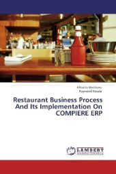 Restaurant Business Process And Its Implementation On COMPIERE ERP - Afrianto Martiono