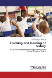 Teaching and learning of history