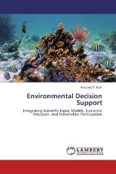 Environmental Decision Support - Amanda P. Rehr