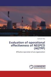 Evaluation of operational effectiveness of NEEPCO (AGTPP) - Samarjit Dey