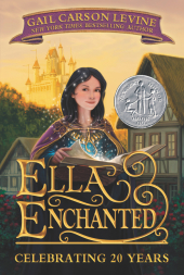 Ella Enchanted - Gail C. Levine