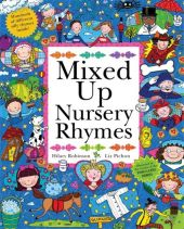 Mixed Up Nursery Rhymes - Hilary Robinson