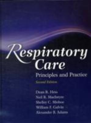 Respiratory Care (w/out Navigate Course Manager Access)