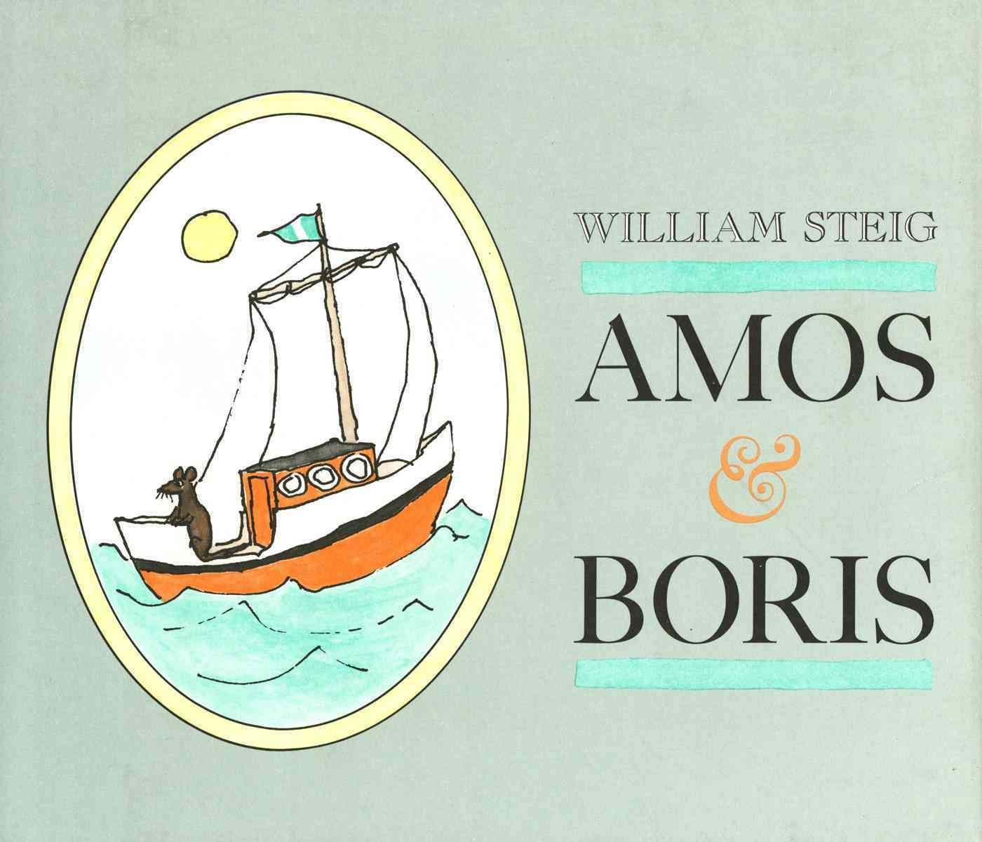 Amos & Boris - William Steig