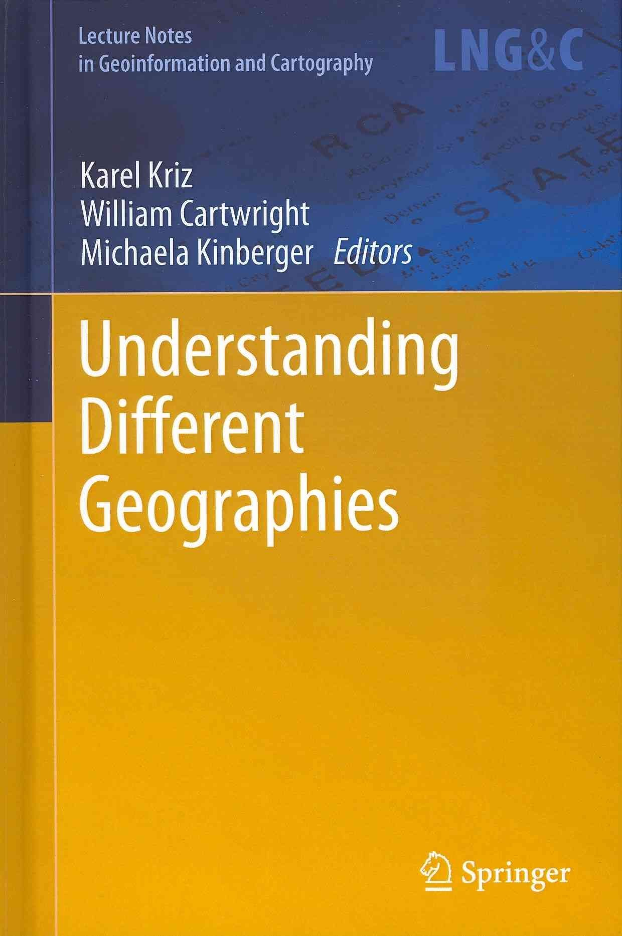 Understanding Different Geographies - William Cartwright