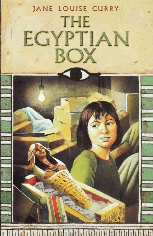 The Egyptian Box - Jane Louise Curry