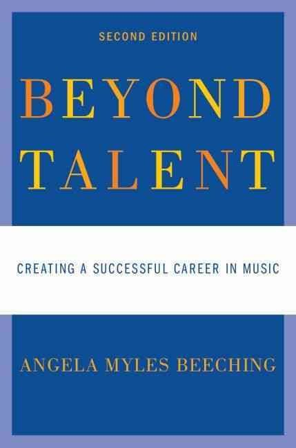Beyond Talent - Angela Myles Beeching