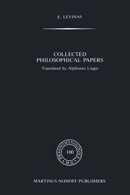 Collected Philosophical Papers - Emmanuel Levinas