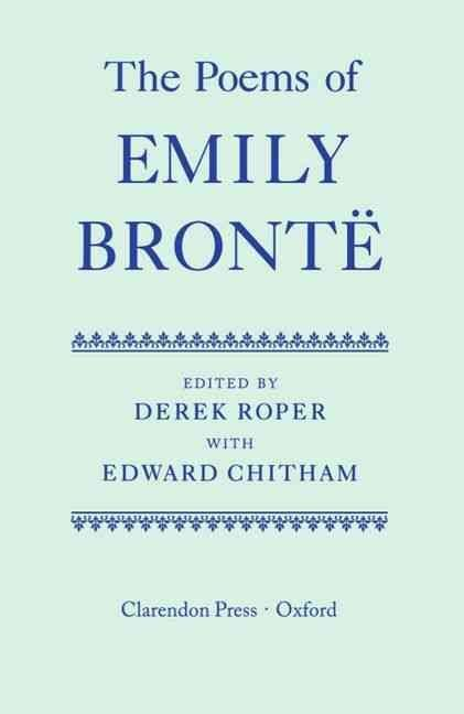 The Poems of Emily Bronte - Emily Bronte