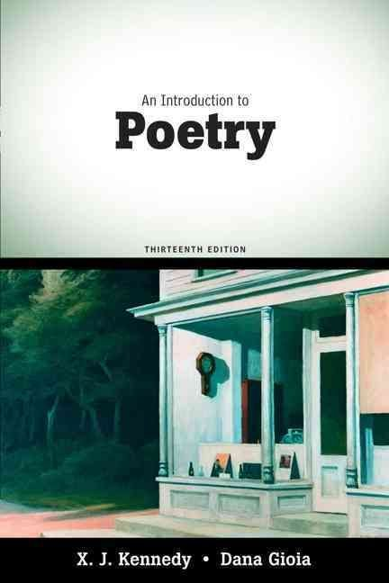 An Introduction to Poetry - X.J. Kennedy