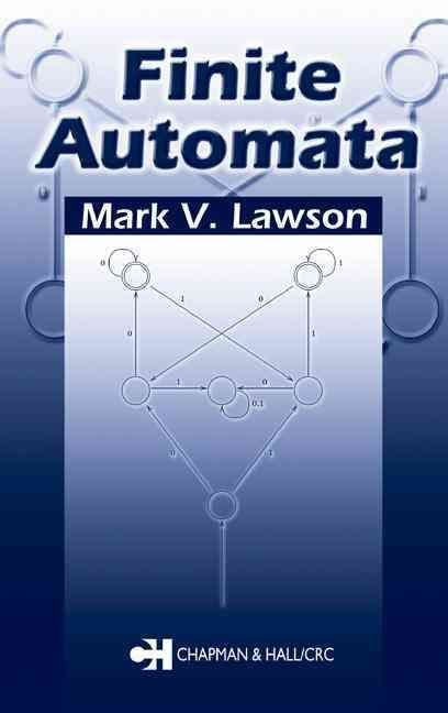 Finite Automata - Mark V. Lawson