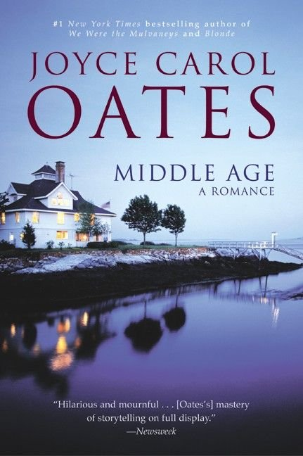 Middle Age - Professor of Humanities Joyce Carol Oates