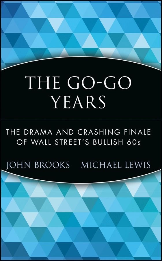 Go-go Years - John Brooks