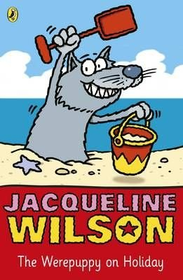 The Werepuppy on Holiday - Jacqueline Wilson