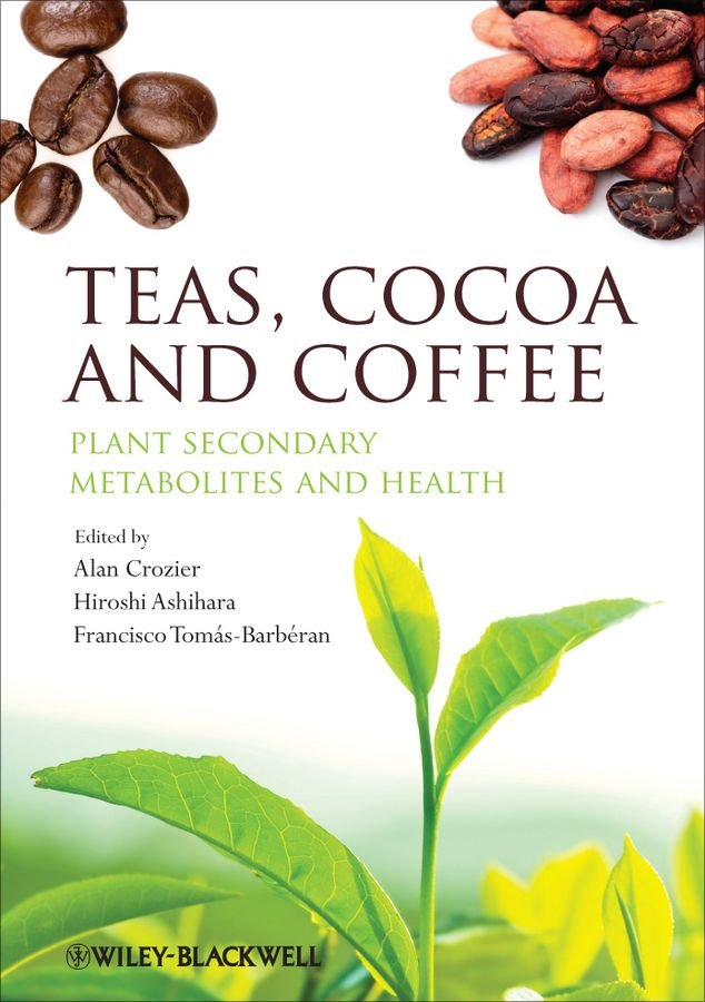 Teas, Cocoa and Coffee - Alan Crozier