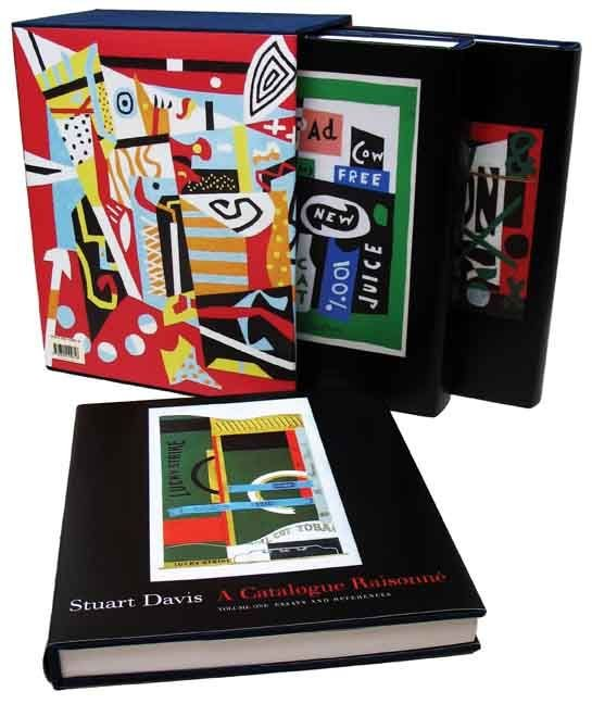 Stuart Davis: Essays and References v. 1 - Ani Boyajian