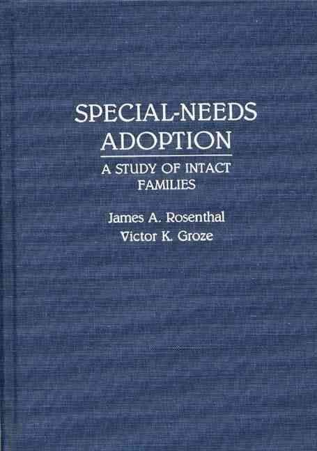 Special-Needs Adoption - Victor Groza